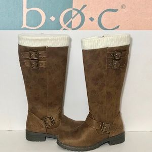 Girls  b.o.c  Alexa Knee High Boots